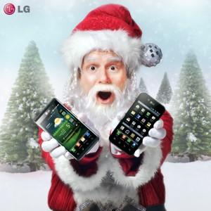 LG Lay-Z Santa