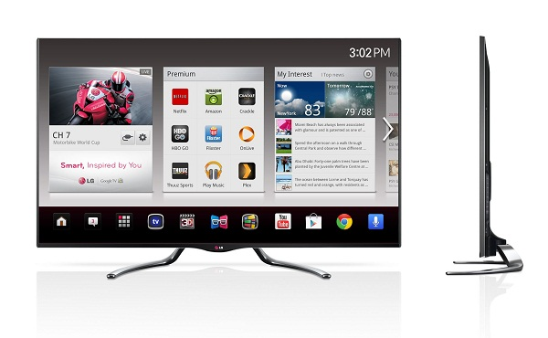 Approved LG Google TV Image - DISCARD ALL OTHERS