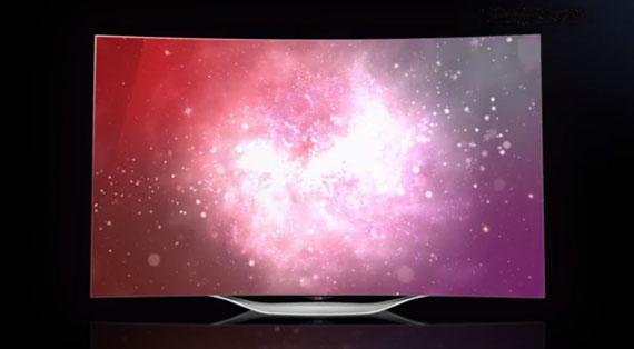 OLED-ad-screen