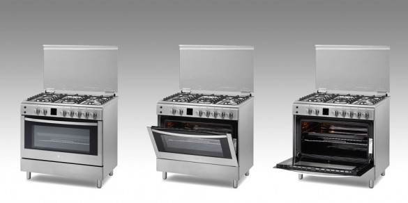 LG Gas Cooker 1
