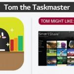 Tom the Taskmaster