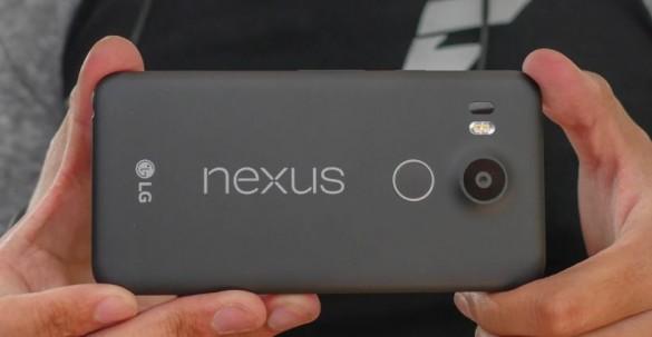 Nexus 5X screenshot