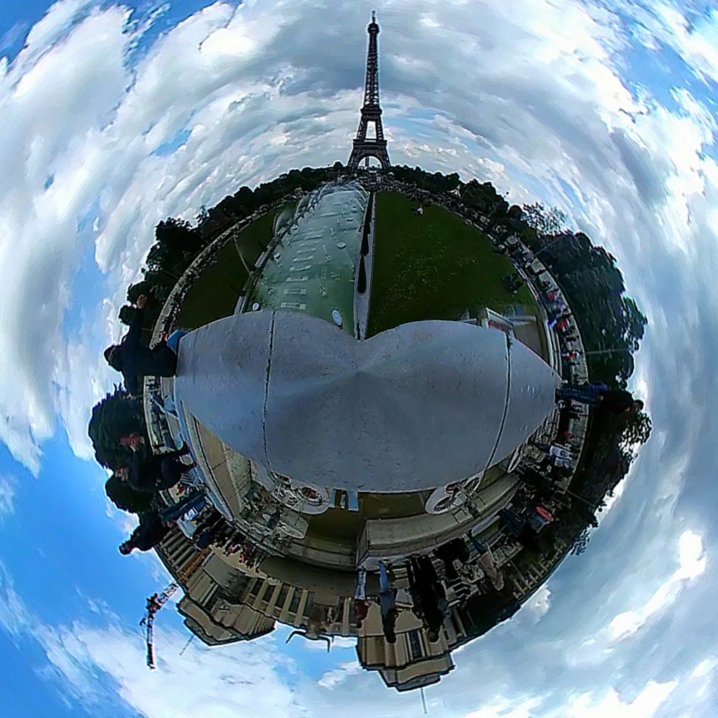 Eiffel Tower 360