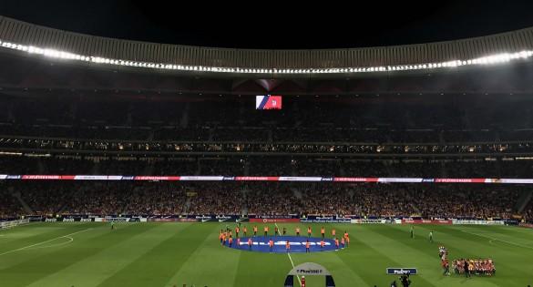 LG Signage at Atletico de Madrid_1