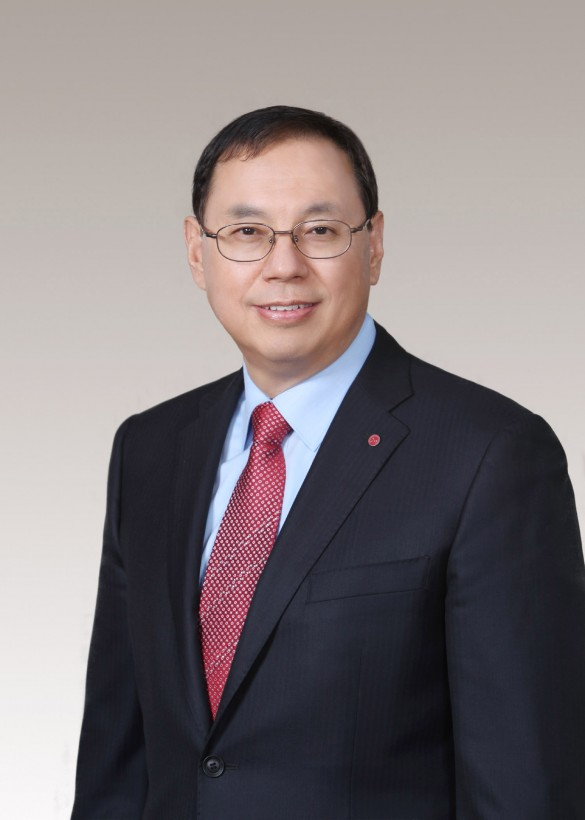 LG CEO Photo