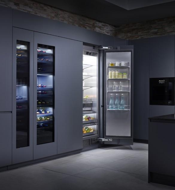 LG SIGNATURE KITCHEN SUITE_Refrigerator & Wine Cellar