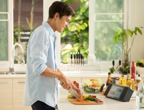LG Smart Kitchen WK9 Recipes