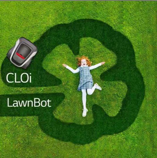 Cloi Lawnbot