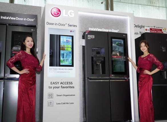 LG InnoFest 2019 MEA_on site photo 10