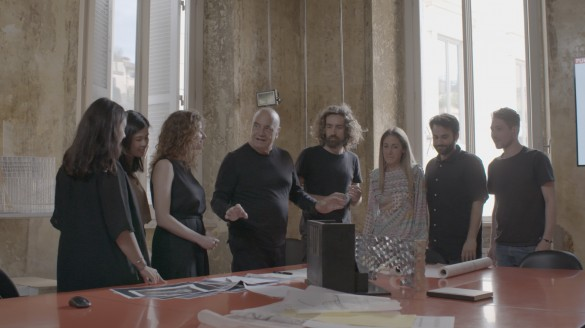 LG SIGNATURE Studio Fuksas Partnership