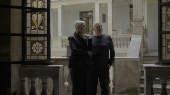 Massimiliano and Doriana Fuksas