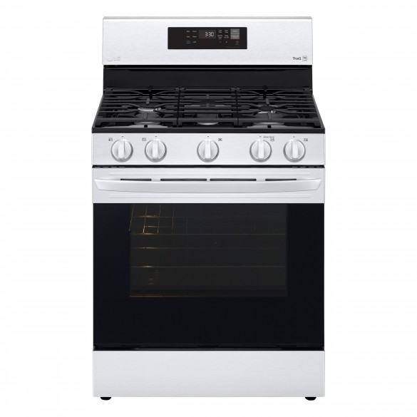 GAS-SINGLE-OVEN-RANGE_SILVER