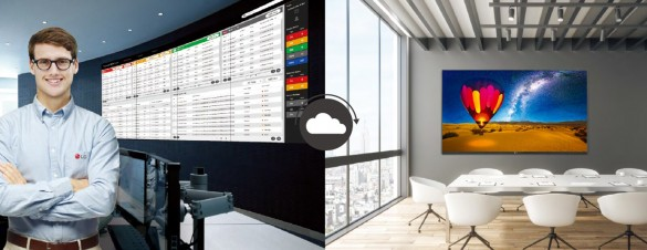 LSAA-12-Real-time-365-Care-Service-Indoor-LED-Signage-ID-D