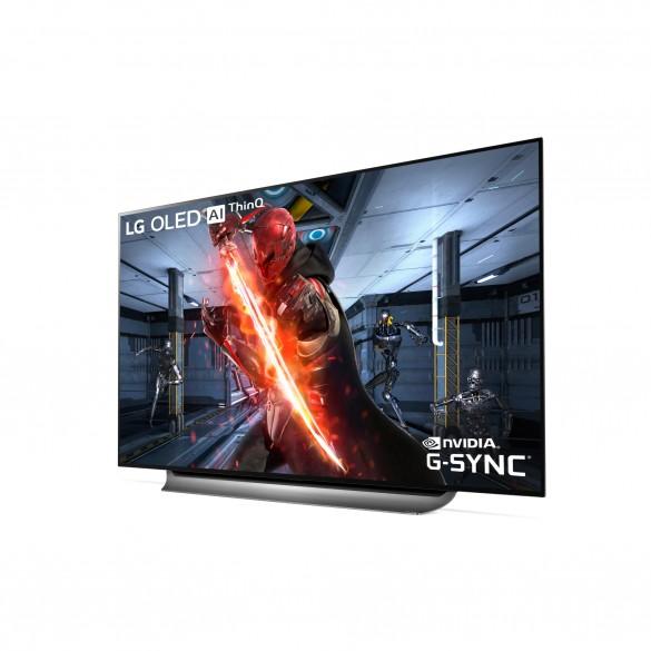 2019 OLED TV with NVIDIA G-SYNC_2